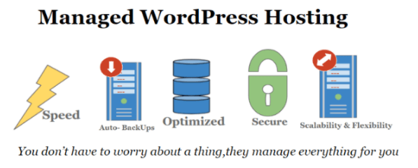 Managed wordpress hosting for WordPress