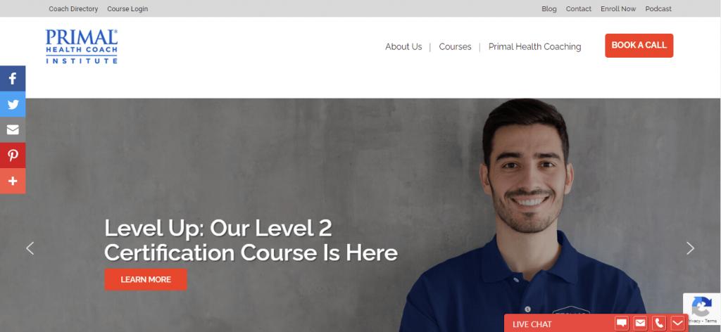 Prime health coaching